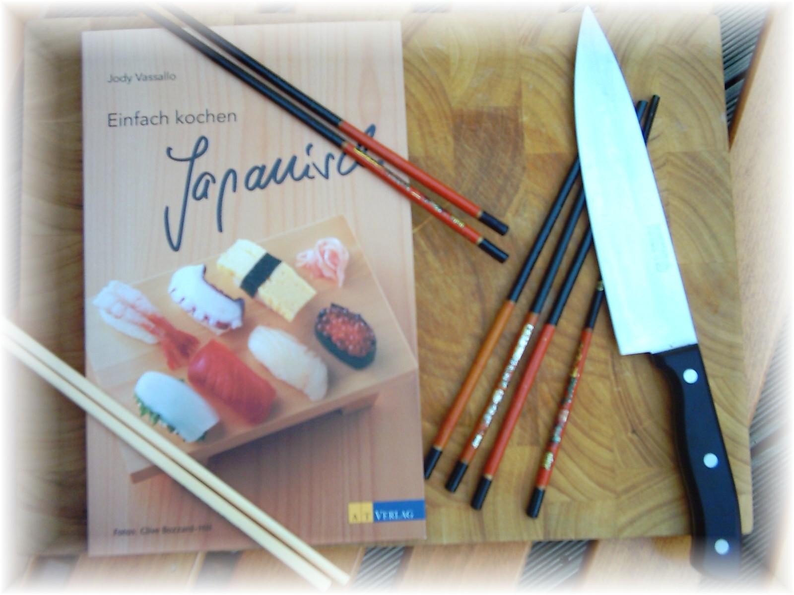 einfach kochen japanisch buchbesprechung von ebooksofa