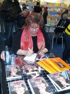 Joy Fleming live auf der lp-buchmesse